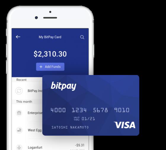 비트페이 비자카드, 비트코인까지 결제 암호화폐 확장.