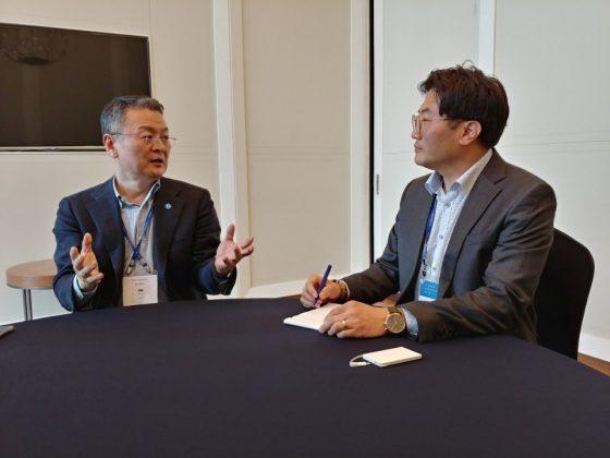 """[인터뷰] 김우섭 피노텍 대표 """"가상화폐는 투기 수단 아냐, 가치공유하면 모두가 행복해 질 수 있어"""""""