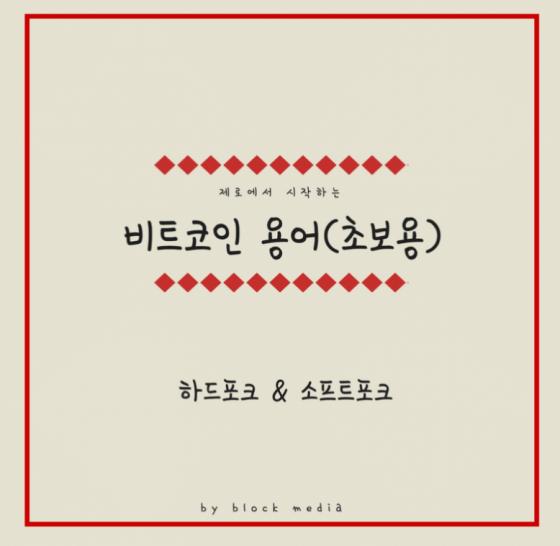 [비트코인 용어(10)] 하드포크&소프트포크