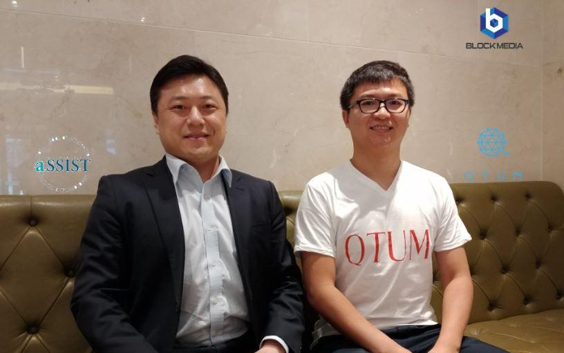"""[인터뷰] 한국 찾은 퀀텀 CEO 패트릭 다이 """"New Qtum Virtual Machine(새로운 큐텀 가상 머신) 2달 안에 나온다…확장성 문제 해결에 중점 둘 것"""""""