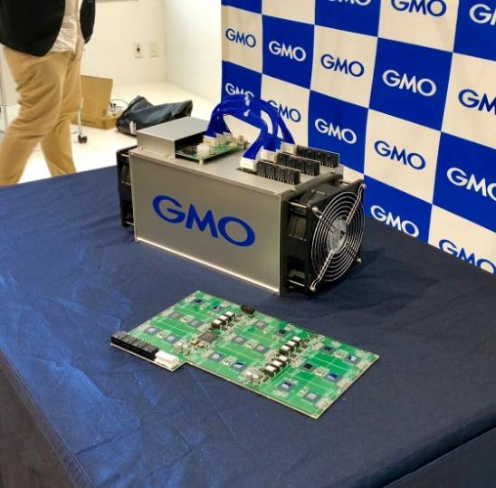 GMO, 7NM칩 장착한 일본의 첫번째 비트코인 채굴기 'B2' 출시
