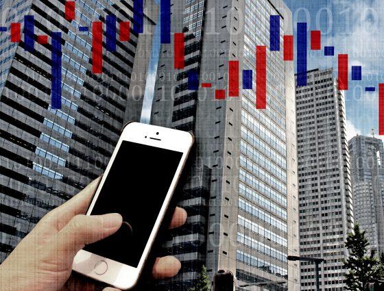스마트폰과 암호화폐 보유율이 무슨 상관관계?