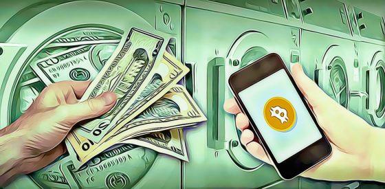 해킹된 1조 3천억 원, 비트코인으로 돈세탁 돼