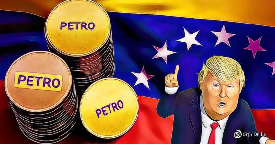 """베네수엘라 페트로 금지한 트럼프에 """"고마워, 덕분에 투자 두배 늘어"""""""