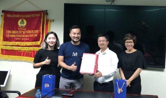 엠블(MVL), 베트남 모빌리티 시장 진출…베트남 보험사와 MOU 체결