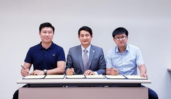 [press] 부동산블록체인연구소, 중국 IT 유통회사'디신퉁'과MOU체결