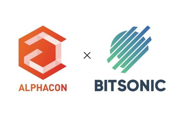 Alphacon to list coin on Bitsonic exchange