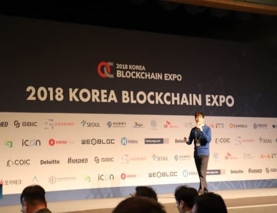 Hashed CEO says Korea is ideal breeding ground for blockchain business