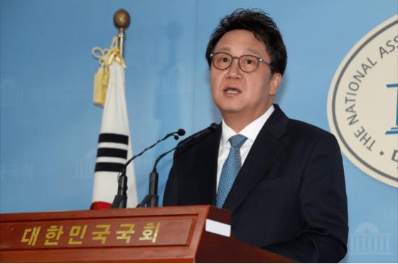"""민병두 """"ICO허용해 경쟁력 강화해야…"""""""