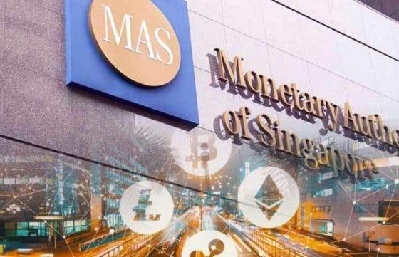 싱가포르 중앙은행, 은행들의 암호화폐 기업 지원 촉구