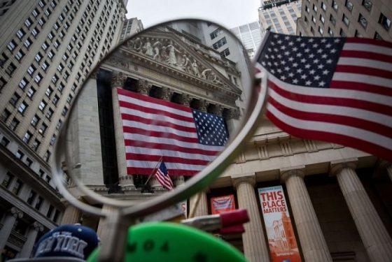 [뉴욕증시] G2 무역협상 '주시' 4일만에 하락
