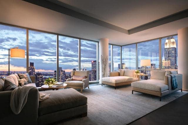 뉴욕 3650만불 아파트 블록체인 토큰으로 매매