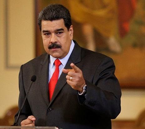 """베네수엘라 마두로 """"정부 암호화폐 '페트로' 150% 올랐다"""""""