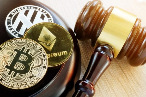 Is banning ICO violation of the Constitution?