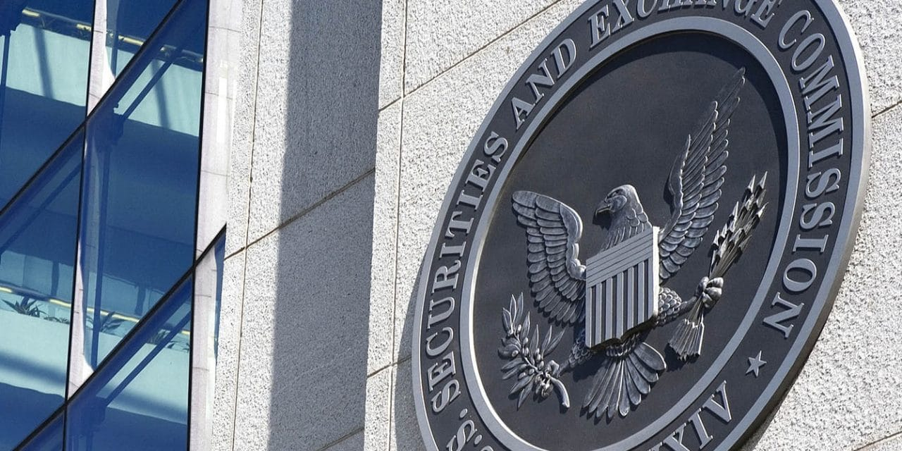"""SEC 의장 제이 클레이턴, """"암호화폐에 투자하기 전에 'Safeguard' 부족을 고려해야한다."""""""