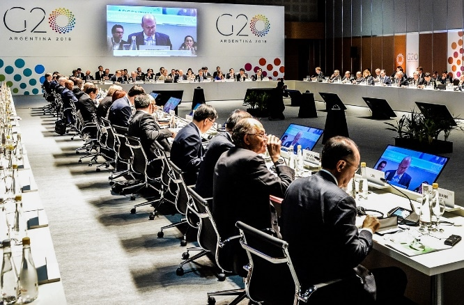 G-20 finance ministers to discuss cryptocurrency rules in Tokyo