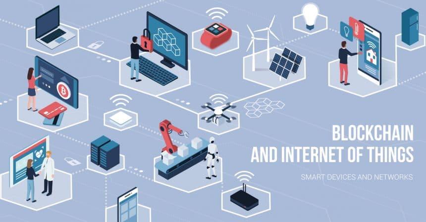 IoT 보안 위한 블록체인 사용 2018년 두 배 증가 – 설문조사