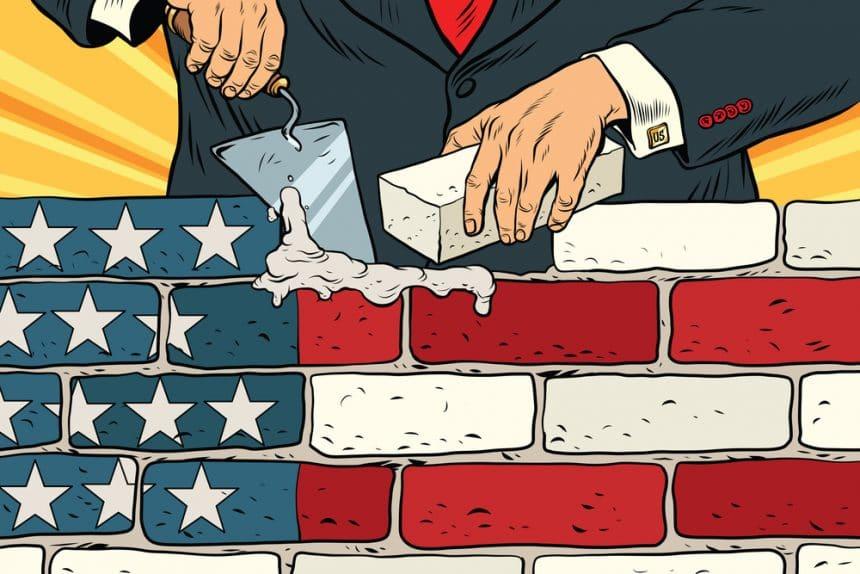 길어지는 장벽갈등, 셧다운 장기화 불가피, SEC 업무마비에 ETF, 백트 결정 차질 빚을까