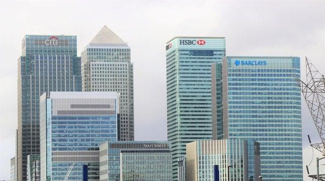 대형 은행 서비스, 암호화폐 기업들에게는 여전히 그림의 떡