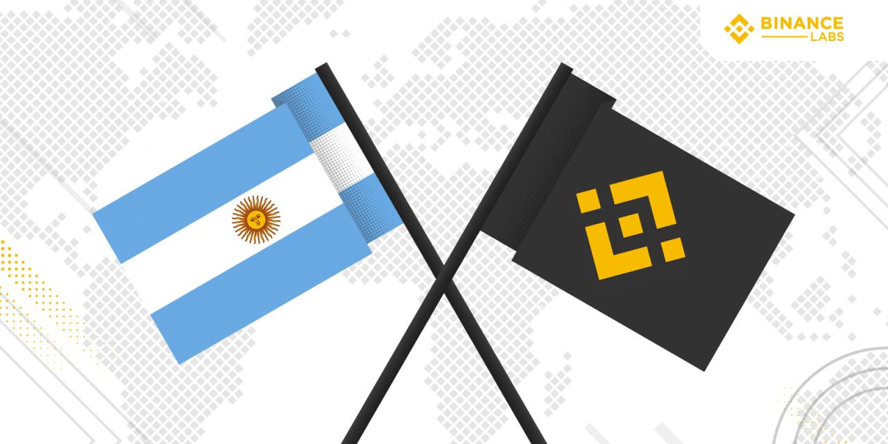 아르헨 정부, 바이낸스 선정 유망 블록체인기업에 5만달러 투자