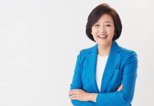 Startup Minister-designate Park strong advocate of blockchain and cryptocurrency