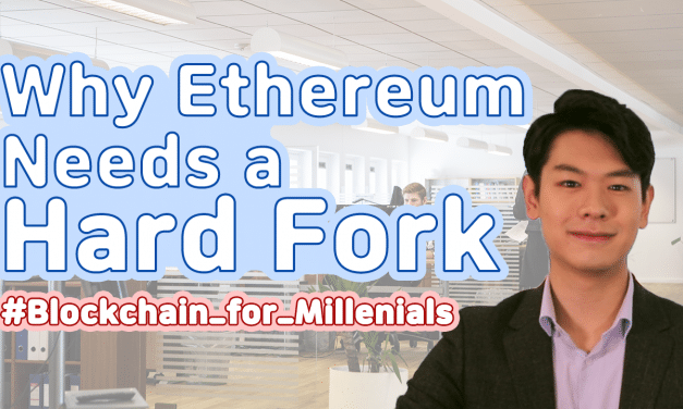 Why Ethereum Needs a Hard Forkㅣblockchain for millenials