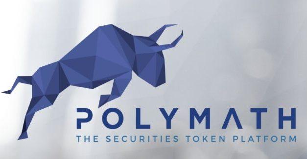 [블록체인 BM분석] STO 플랫폼의 선발주자 POLYMATH(폴리매스)