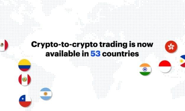 Koreans can use Coinbase crypto-to-crypto trading service
