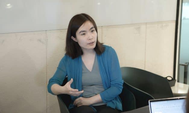 [인터뷰] 징 첸(Jing Chen) 알고랜드 리서처