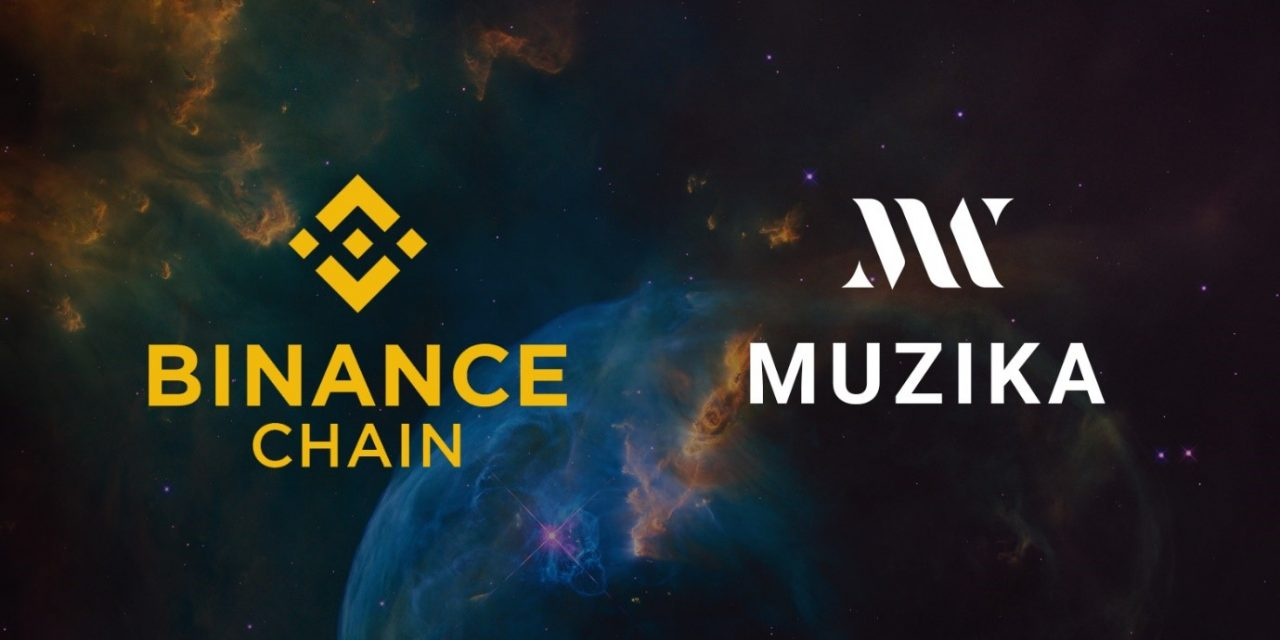 Binance, Muzika to launch blockchain-based music streaming platform