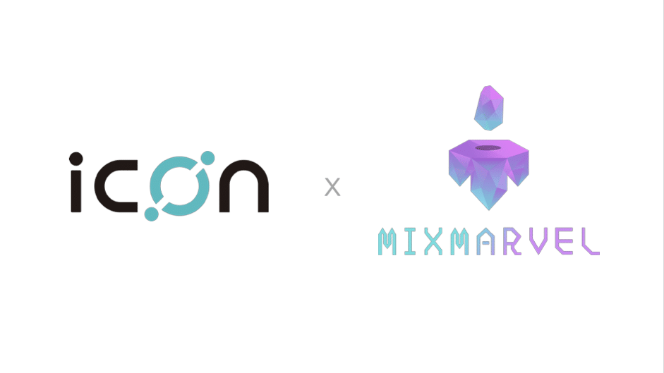 ICON partners with game maker Mixmarvel