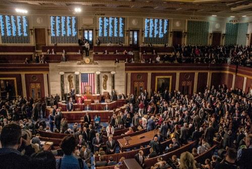 미 하원 의원, 암호화폐 매입 금지 법안 발의 … 달러 위상 약화 우려