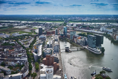 독일 NRW주, 미국과 경쟁 목표 블록체인 연구소 설립 계획
