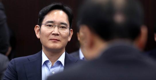 """이재용 """"삼성, 새롭게 창업한다는 각오로 도전해야"""""""