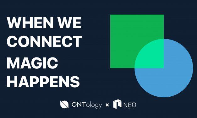 온톨로지, 네오와 크로스체인 플랫폼 공동 구축 발표