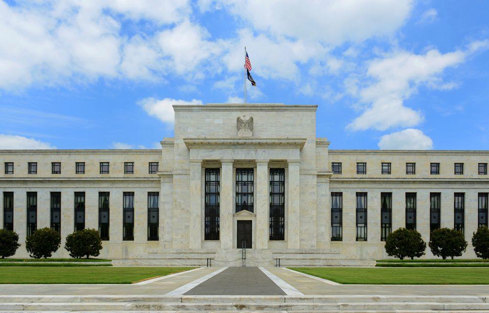 미 연준 의장 이달 말 금리인하 가능성 시사 후 주가 급등