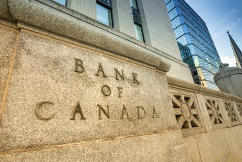 캐나다 중앙은행, 디지털 화폐 발행 타당성 연구