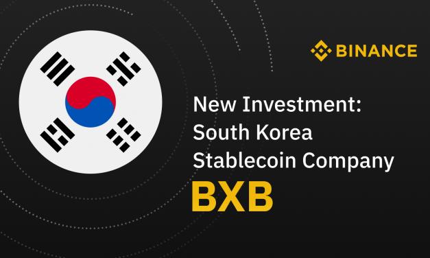 바이낸스, 원화 스테이블코인 韓 기업에 투자