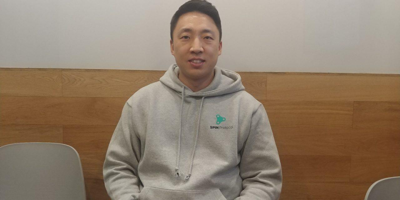 """[인터뷰] 이성산 스핀 프로토콜 대표 """"블록체인 투명성 입증되면 전자상거래 시장 발전"""""""