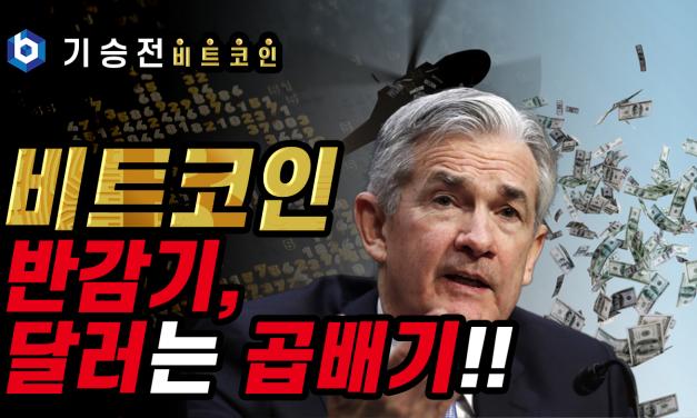[기승전비트코인] 4화 – 비트코인은 반감기, 달러는 곱배기?!