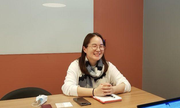 """[인터뷰] 손유진 아이콘루프 이사 """"마이아이디, 디지털 신원인증 패러다임 바꿀 것"""""""