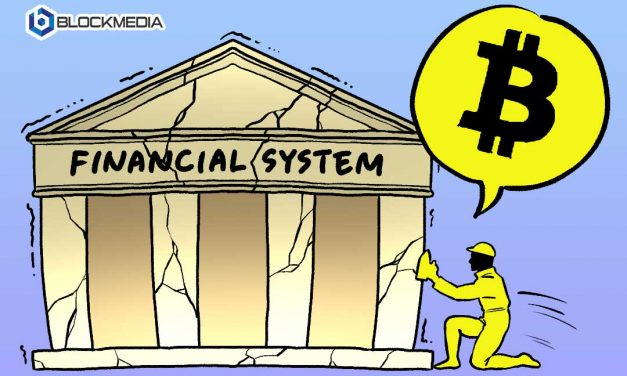 [블록만평] 기존 금융 시스템 위험! 미국, 디지털 통화 도입으로 해결?