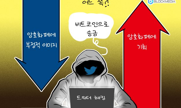 """[블록만평] 트위터 해킹, 암호화폐에 위기인가 기회인가 … """"부정적 이미지"""" vs """"분산 플랫폼 인식 제고"""""""