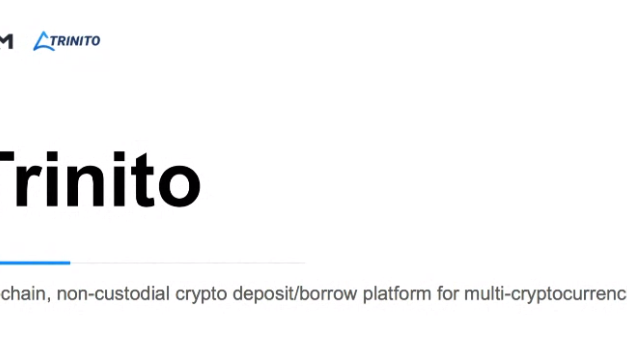 """[코리아 디파이 로드쇼] DXM, """"온체인 기반 대차 플랫폼 '트리니토' 출시"""""""