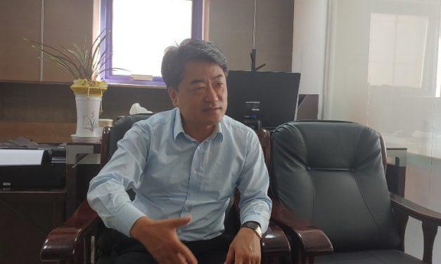 """[采访]韩国区块链振兴协会理事长金炯柱:""""在釜山建立遵守政府规定的数字资产交易所"""""""