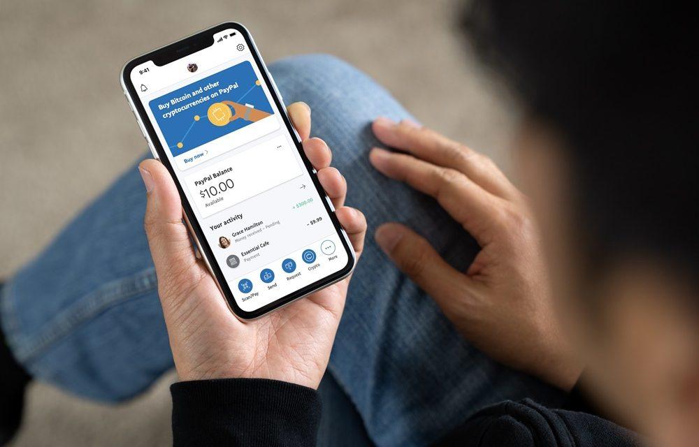 페이팔, 비트코인 등 암호화폐 매매 서비스 공식 발표 … 암호화폐 이용 쇼핑도 허용