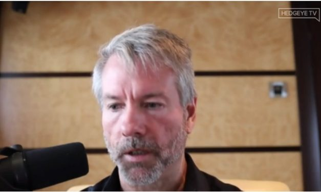 [전문가 코멘트] 비트코인은 10년전 애플, 아마존, 구글, 페이스북 주식과 같아–마이클 세일러