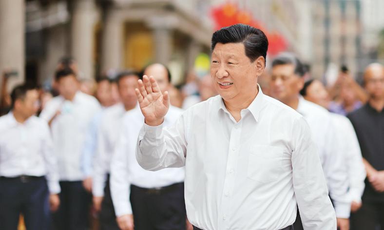 """[블록체인in차이나]시진핑 """"디지털화폐, 디제털세 등 국제규칙 제정 적극 참여해야"""""""