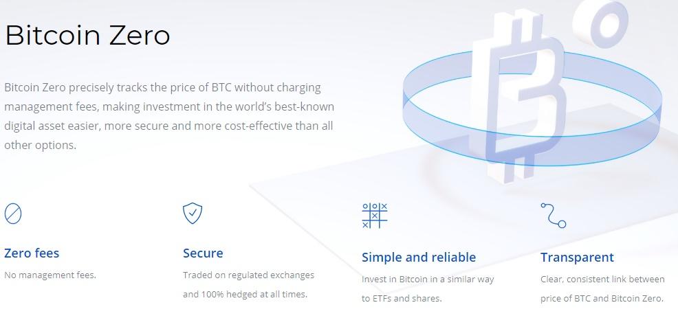 스위스 기업 발루르, 운영 수수료 없는 비트코인 ETP 세계 최초 출시