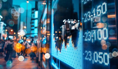 코로나 사태 덕분 비트코인 압도하는 주가 상승 기업들